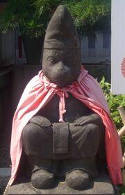 Hie Shrine Saru-gami