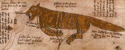 Fenrir bound manuscript image