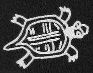 Tortuga simbolo