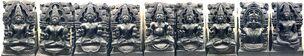 NavaGraha Idols from Konark at British Museum