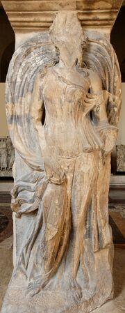 Las Incantadas Louvre Ma1393 side A