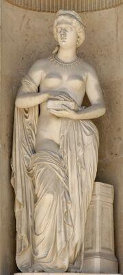 Pandora Loison cour Carree Louvre