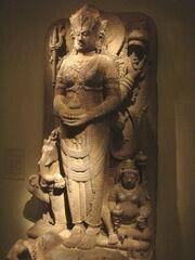 Javanese Queen as Parvati