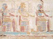 Abidos Relieve Ramsés II