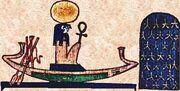 Ra barca solar