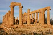 Temple of Hera - Agrigento - Italy 2015