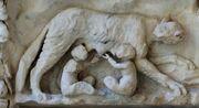 Altar Mars Venus Massimo lupa