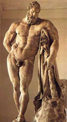 Hercules-farnesio-napolesmuseo-arqueologico-nacional