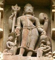 Khajuraho Ardharnareshvar