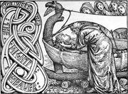 Odin's last words to Baldr