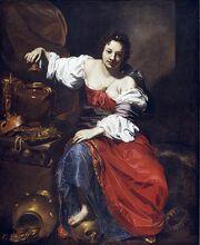 Nicolas Régnier - Allegory of Vanity (Pandora)