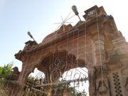 Pitambara Peeth temple, Datia city