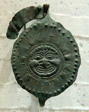 Disk-fibula Gorgoneion Louvre Br4306
