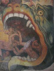 Leviatan puerta del infierno