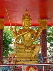 Wat Phranon Laem Pho - 019 Brahma (10358463645)