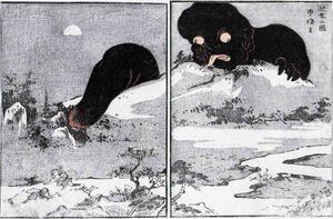 Shunei Hizen no kuni ichibozu