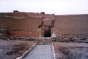 Pachacamac Temple