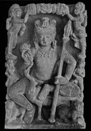 Skanda, from Kannuaj