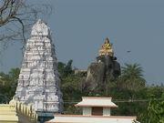 Basara Temple view