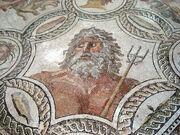 DSC00363 - Mosaico delle stagioni (epoca romana) - Foto G. Dall'Orto