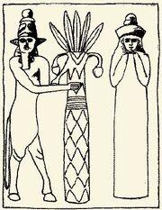 Enlil y Ninlil
