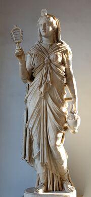 Isis Musei Capitolini MC744