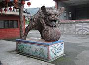 Chinese Guardian Lion 02