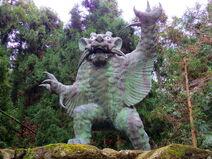 Estatua ushioni