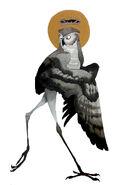 Stoals the Owl Demon