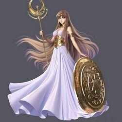 Athena saint seia