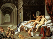 Ares i Afrodyta 02