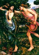 Apollo i Daphne 01
