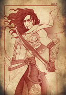 Ares by Stregatto10