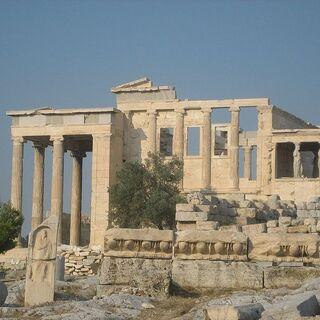 Erechtejon (świątynia Ateny i Posejdona)