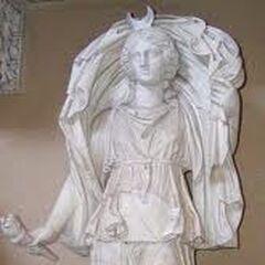 Starożytne wyobrażenie Selene
