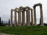 Zeus Ateny temple