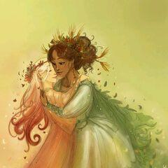 Demeter z Persefoną