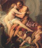 Herakles i Megara
