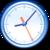 Crystal 128 clock