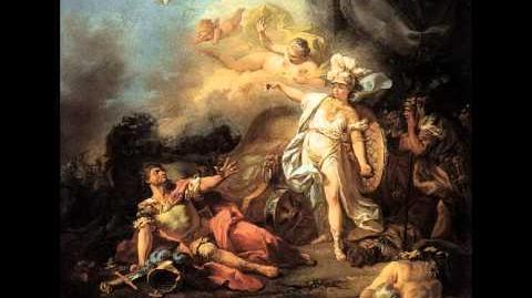 La Diosa Atenea (Palas Atenea), Diosa de la Guerra y la Sabiduría. Mitologia Griega