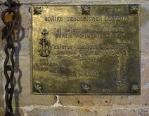 Teodosio kateak Aralar