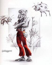 Galtzagorri