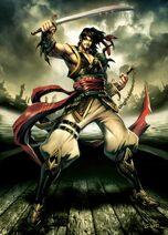 Sinbad by GENZOMAN