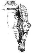 Armzeug mit Spangröls 16.Jh. handbuchderwaff00collgoog, Fig.068