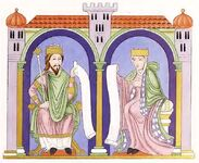 Gregor I. Kommentar, UB Leipzig, trachtenkunstwer01hefn Taf.062d
