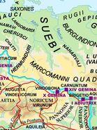 Sueben 125 AD