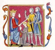 Pandekten Justinians Metz, Trachtenkunstwer02hefn Taf.131B