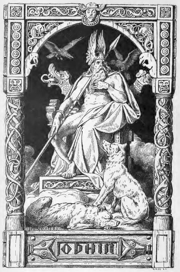 Odin Mittelalter Wiki Fandom Powered By Wikia