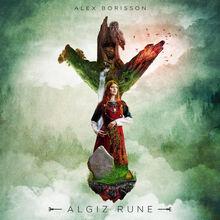 Algiz rune by alex borisson uiviking by mannavard8-dbqujw6