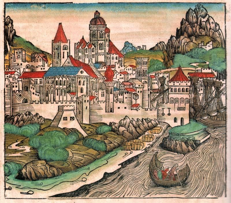 Siedlungswesen Mittelalter Wiki Fandom Powered By Wikia